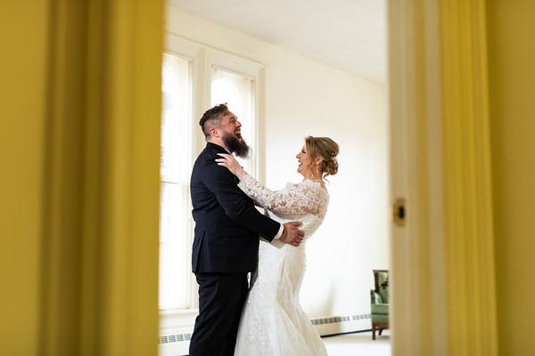 Jason and Lizzie's Wedding