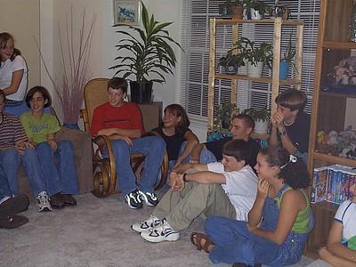 1998 Mid School Devo