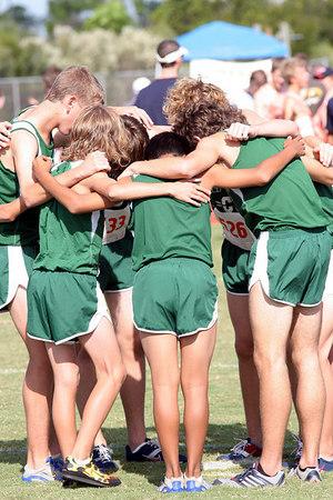 1A Region 2 Crosscountry Boys race