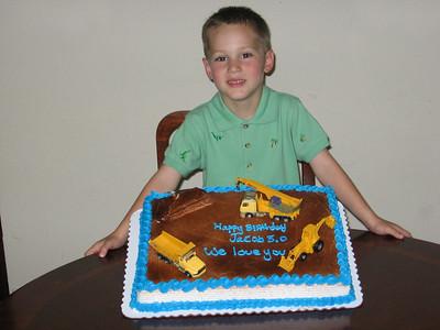 Jacob's Birthday Party 2006
