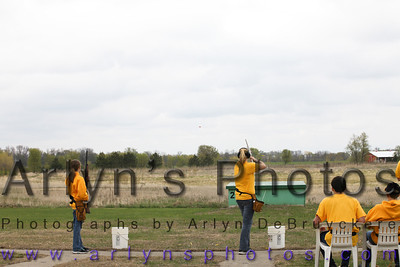 Trap Shoot April 22 - Competition