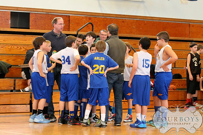 2014 Kirley / Dowd CYO Team