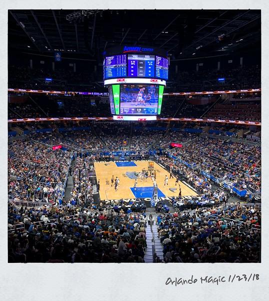 Basketball Arena #7
