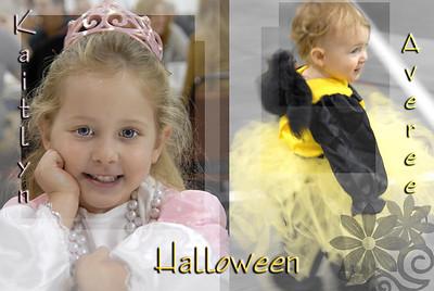 Kaitlyn & Averee's  Trunk or Treat!