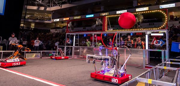 FIRST Orlando Regional Elimination & Final matches