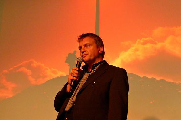 Hape Kerkeling at NYU September 2009