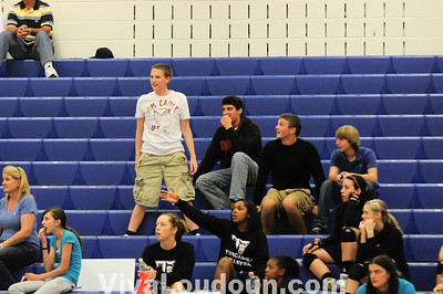 JV Volleyball: Tuscarora vs Broad Run, 10-7-10 (By Chris Anderson)
