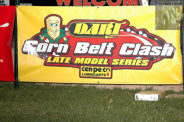 Mississippi Thunder - Corn Belt Clash Late Models - May 14, 2010