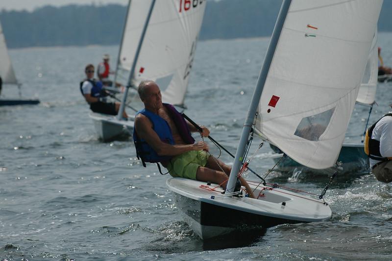 170706 Ken Hopkins Lake Norman YC