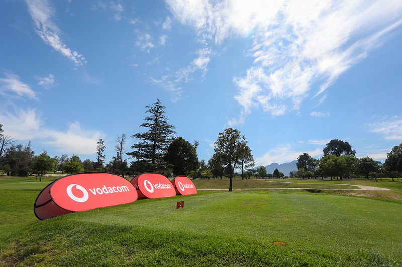 STELLENBOSCH, SOUTH AFRICA - OCTOBER 2: Hole 17 during the held at Stellenbosch Golf Club on October 2, 2018 in Stellenbosch, South Africa. EDITOR'S NOTE: For free editorial use. Not available for sale. No commercial usage. (Photo by Carl Fourie/Sunshine Tour)