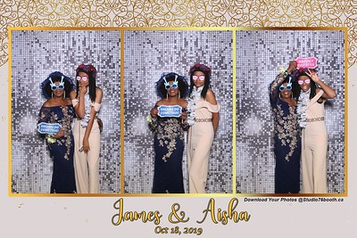 James and Aisha