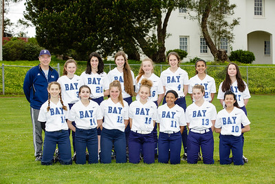 2017 Girls Softball