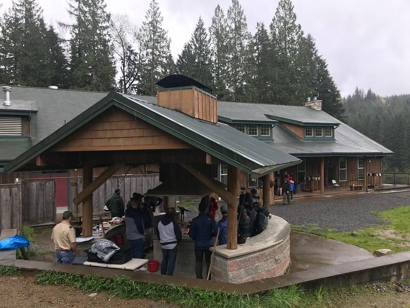 Alpine District Camporee April 27-29 2018 at Camp Pigott
