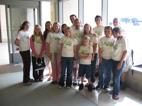 High School Mission Trip 2004