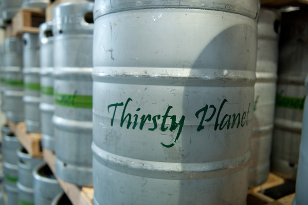 Thirsty Planet - Editorial