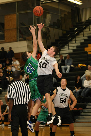 2008-2009 Centerville High School Boys Basketball