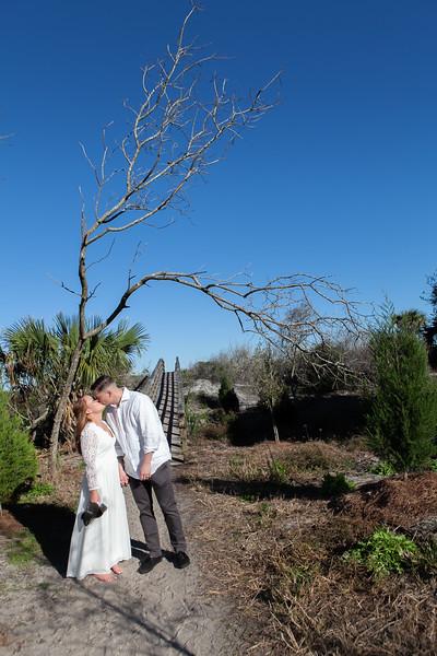 Ian and Haley's Wedding, St. Augustine, Florida