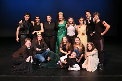 US Drama - Shakespeare One Acts 3-23-18