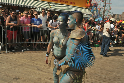 MERMAID  PARADE  2014  (9)