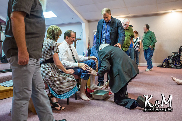 2015-05-17 Washing Pastors Feet