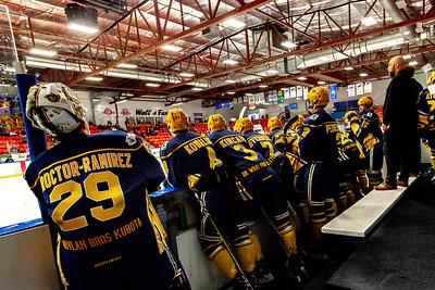 Game 48 - St. Albert Raiders vs. Calgary Buffaloes