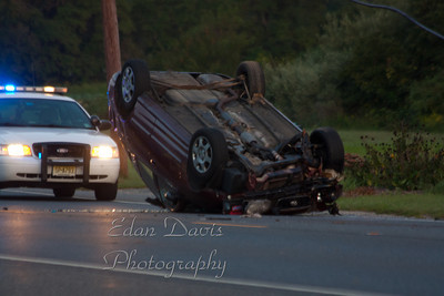 09-17-2011, MVC, Deerfield Twp. Cumberland County, Irving Ave. IAO East Ave.