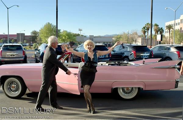 Cadillac Fashion Las Vegas