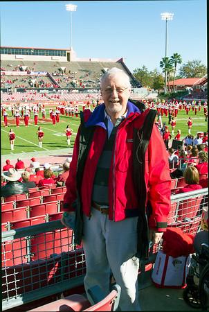 Last Game in Robertson Stadium, Nov. 24, 2012