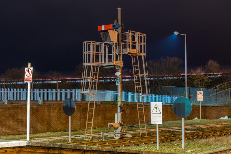 Great Yarmouth Starters & Signal Box