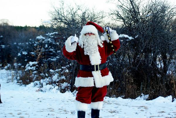 Holiday Santa Colorado