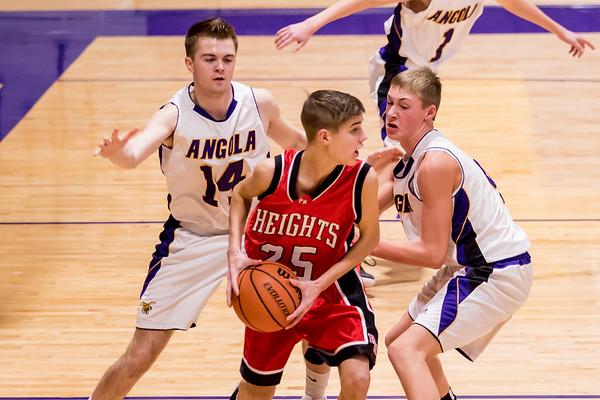 AHS Basketball vs Prarie Heights