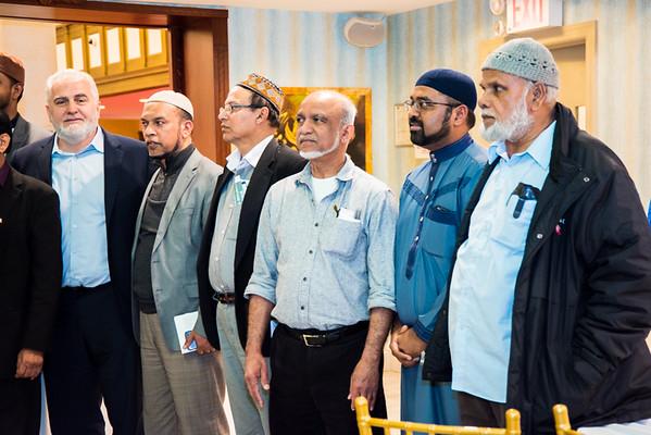 Pre Ramadan Safety & Security dialogue