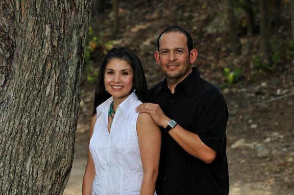 Albarado Family - Initial Proofs