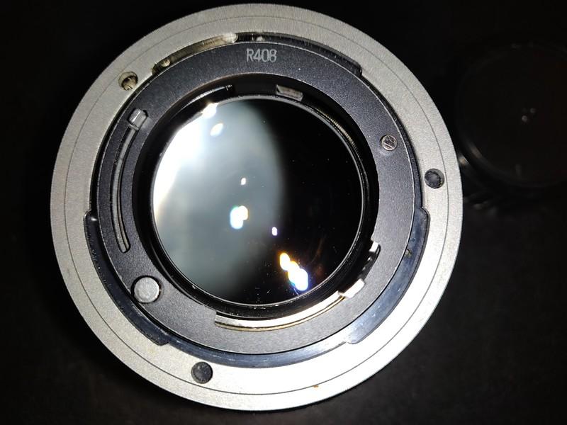 Canon FD 55 1.2 S.S.C. - Serial R408 & 100406 011.jpg