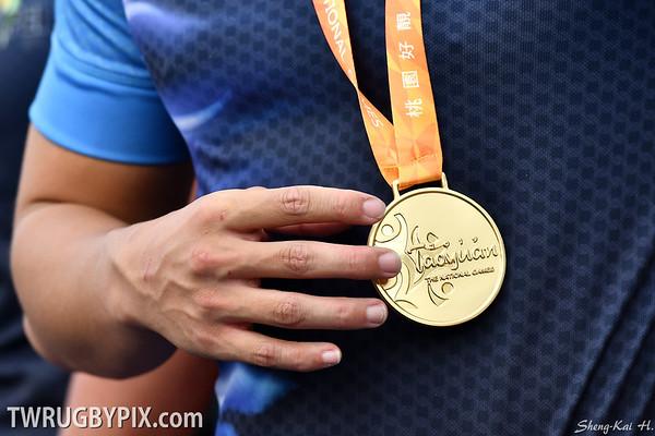 2019年全國運動會橄欖球7人制(Taiwan National Athletic Games_Rugby 7s)