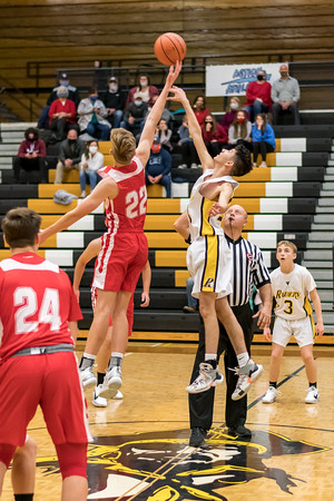2020-11-17 - Sullivan North 9&10th Boys vs Washburn @ North