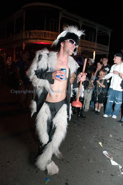 Krewe Du Vieux Mardi Gras 2011