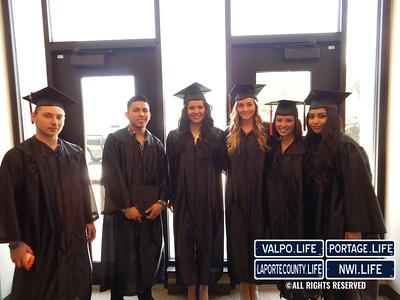 La Porte High School Graduation 2014