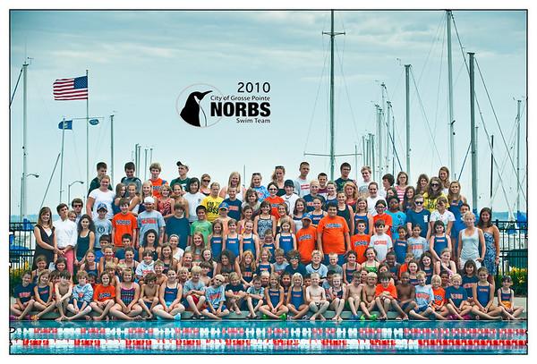 2010 Norbs Team Photo