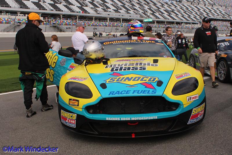 GS-Automatic Racing Aston Martin Vantage