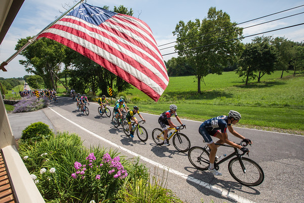 USAC Amateur Road Nationals 2018 - Road Race Day 1