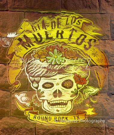 Dia de los Muertos Round Rock