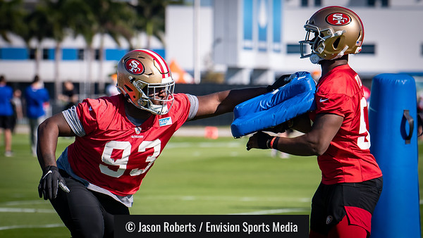 2019-12-04 / 12-06 - San Francisco 49ers Practices (IMG Academy)