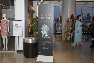 The Mens Show Party Game of Thrones
