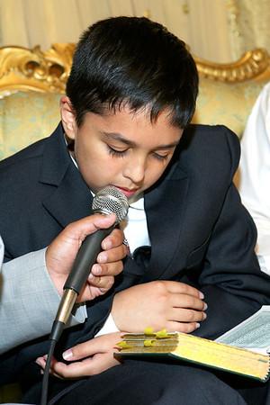 Azan's Graduation & Hashir's Ameen