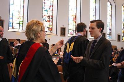 Baccalaureate Mass 5/18/19
