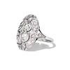1.75ctw Edwardian Toi et Moi Old European Cut Diamond Ring  1