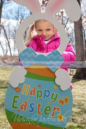Easter Egg Hunt in Clinton