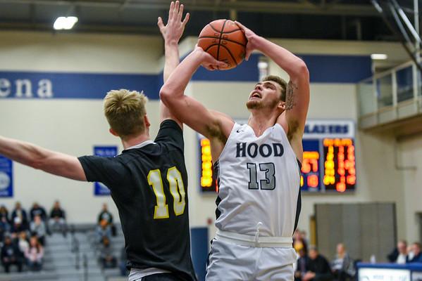 Hood v Alvernia - Men's Basketball 11.28.18