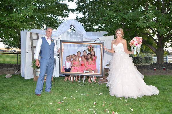 Pete & Apryl  Wedding